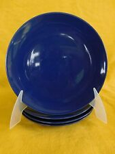 Martha Stewart WHIM Blueberry SALAD PLATE 1 of 4 have more items to set BLUE