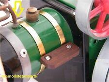 Mamod TWIN Boiler Bands & Single Boiler Board (OILED HARDWOOD) for SR1/SR1A