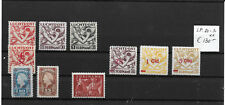 Suriname @ Air mail LP 20-31 Mnh € 130.00 # Sur.8