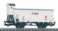 Piko 58946 HO Gauge Classic PKP G02 PIWO Box Van w/Brakemans Cab III