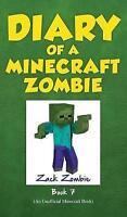 Diary of a Minecraft Zombie Book 7: Zombie Family Reunion, Zombie, Zack, New, Ha