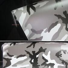 Stretch Camouflage Camo Car Digital Desert Forest Vinyl Wrap Decal Sticker - US
