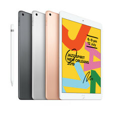 "Apple iPad (7th Generation) 2019 10.2"" WiFi 32GB - All Colors New UK Seller"