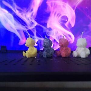 """Handmade decorative candle """"Teddy Bear"""""""