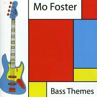 Mo Foster - Bass Themes [CD]
