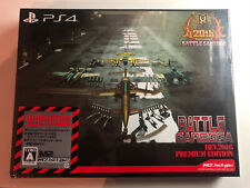 Battle Garegga Rev. 2016 Premium Edition 20th ann. PS4 Playstation 4 NEW SEALED