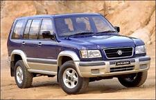 HOLDEN JACKAROO ISUZU TROOPER WORKSHOP SERVICE REPAIR MANUAL 4X4 4X2