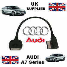AUDI A7 Series AMM MMI 4F0051510K For Apple 3GS 4 4S iPhone iPod USB & Aux Cable