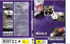 World of Powerboats-1994-FM Television-Boats Film-DVD