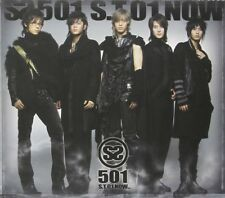 SS501 - S.T 01 Now [New CD]