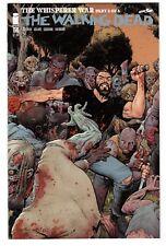 The Walking Dead #158 Cover B Whisperer War Part 2-1st Print Image Comics NM