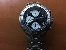 GUESS RELOJ WATCH MEN QUARTZ CHRONO TITANIO
