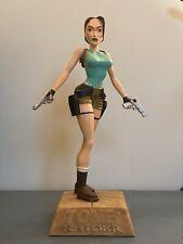 Eidos Original Tomb Raider Lara Croft Statue MINT