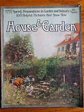 House & Garden preparaciones de primavera y en el interior 100 consejos útiles 1914 de marzo 11