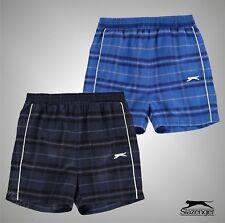 Boys Slazenger Lightweight Graphic Shorts Bottoms Sizes Age 2-6 Yrs