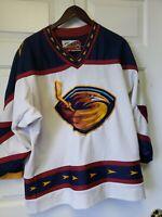 Atlanta Thrashers Hockey - NHL Jersey Size Medium