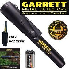 New GARRETT PRO POINTER II Metal Detector Pinpointer Probe Authorized Dealer