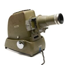 ALDIS PROJECTOR, SLIDE VIEWER with 100MM F/2.8 c.1950