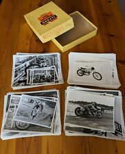 HUGE Photograph Lot 180+ Rickman Metisse Motorcycles Enduro MX Racing Steen's