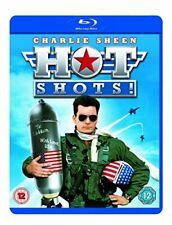 Hot Shots Blu-ray 1991 Region DVD 5039036061230