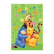 Tappeto cameretta Inseparabili ABC Italia cm. 115x168 [WD 607] Winnie the Pooh