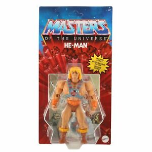 Mattel - Masters of the Universe MotU Origins - He-Man - MOC