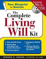 The Complete Living Will Kit (+ CD-ROM), Haman, Acceptable Book