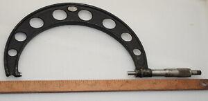 Vintage 'Sonoike Tokyo' Japanese Made 150-175mm Precision Micrometer (INV L432)