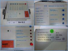 Watt Drive, RVS, Reduced Voltage Starter, Sanftanlaufgerät Starter FLC 44 Ampere