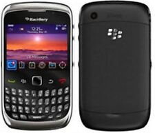 BLACK BLACKBERRY 9300 SMART PHONE- UNLOCKED WITH NEW HOUSE CHARGER AND WARRANTY.
