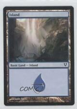 2012 Magic: The Gathering - Avacyn Restored Booster Pack Base #233 Island 0a1