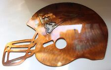 Patriots Helmet Metal Wall Art
