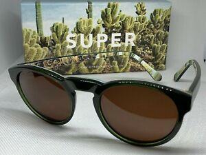 Retrosuperfuture 657 Paloma Cactus Frame Size 48mm Sunglasses NIB