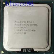 Intel Core 2 Extreme QX9650  3GHz Quad-Core LGA775 CPU Processor