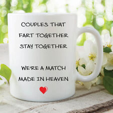 Fart Mug Funny Novelty Gift Girlfriend Boyfriend Present Coffee Joke WSDMUG372