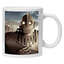 The Iron Giant Classic Movie Personalised Printed Coffee Tea Drinks Mug Cup Gift