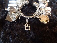 Celebrate Your 15 pound Weight Loss with #15 Charm for Weight Watchers Keychain!