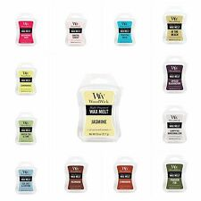 WoodWick Mini Wax Melt, Buy 2 get 1 FREE, 34 Scents to Choose From