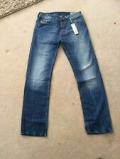 Diesel Regular Size Classic Fit, Straight 32L Jeans for Men