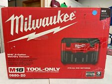 Milwaukee 0880-20 M18 Li-Ion 2 Gal. Wet/Dry Vacuum (Tool Only)