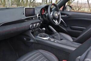 Fiat Abarth 124 spider Alcantara Interior Pieces