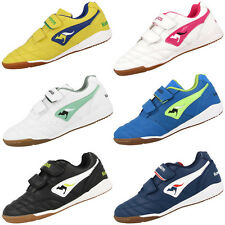 KANGAROOS POWER COURT SCHUHE KINDER INDOOR SNEAKER HALLEN TURNSCHUHE 1420A