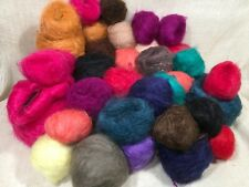 Mohair! 5 Pound lot of beautiful Yarn Large/small cakes incl Pinqouin France