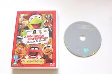 A MUPPET CHRISTMAS - letters to santa extended edition - DVD