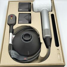 Dyson HD01 Supersonic Hair Dryer in White/Silver/Nickel, 1600W