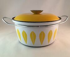 Catherineholm Yellow Lotus Dutch Oven