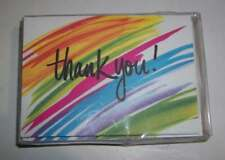 Box of 12 Thank You Cards- New Made in USA