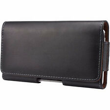 Leather Case Holster For Samsung Galaxy S8 Plus Pouch Belt Clip Accessory