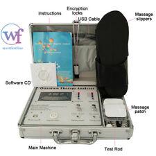 US Quantum Body Analyzer Magnetic Resonance Massage Therapy Sub Health 2019