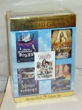 Hallmark: Classic DVD Collection I (Alice in Wonderland/Cleopatra/Gulli...R1 New